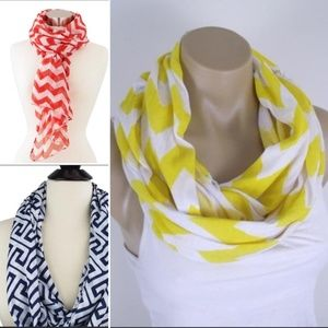 Summer Scarf Bundle